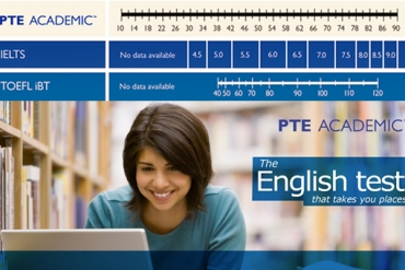 Bí quyết thi tiếng Anh PTE